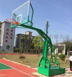 移动式平箱篮球架 河北广鑫篮球架