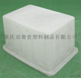 长方形塑料养鱼养龟周转牛筋箱尺寸