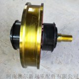 鑄鋼材質行車大輪  淬火工藝套裝車輪
