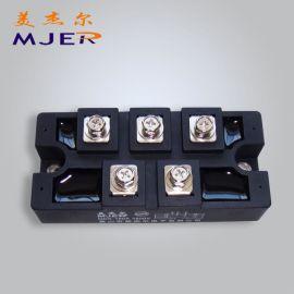 三相桥式整流桥模块 MDS150-16 MDS150A1600V 三相整流桥 桥堆 整流器模块