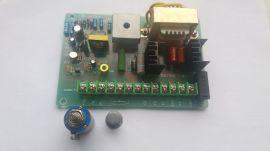 SCR08/50-400W直流电机调速板,400W制袋机直流电机调速板220V