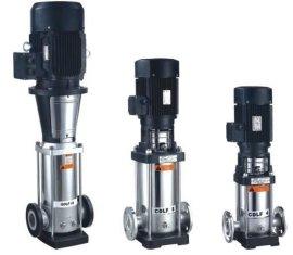 山东水泵厂家直销QDL节能型不锈钢立式多级离心泵