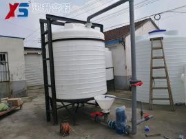 迅升容器CPT-5000L5吨搅拌罐