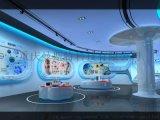 四川多媒体企业展厅设计_企业数字展厅设计公司