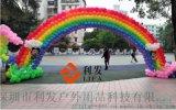 深圳气球拱门编辑安装设计