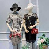 艾比利女裝迪仕雅品牌女裝批發女式皮衣中高檔女裝品牌