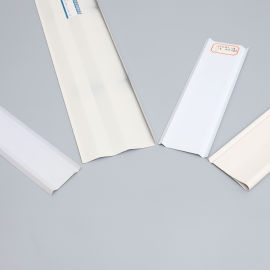 白色铝挂片厂家直销地铁  百叶铝挂片走廊