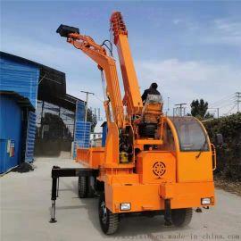 河南吊挖一体机 现货吊挖一体机 多用吊挖一体机