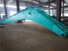 SK250挖掘机加长臂 高强度合金板铸成臂