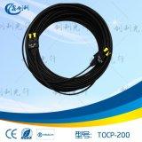 东芝TOCP200TOSIBIA东芝TOCP200电梯光纤连接器TOCP255注塑机光纤