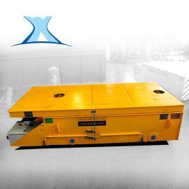 厂家销售蓄电池轨道电动遥控平车铁路工程探伤轨道牵引车
