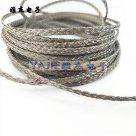 裸铜编织网管 镀锡铜编织网 金属伸缩编织网管 扁平编织铜线