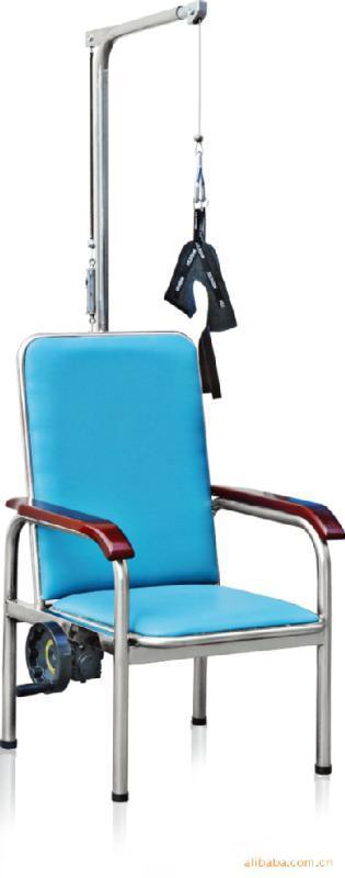 供应YX-B手摇颈椎牵引椅 简易式颈椎牵引椅 颈椎牵引椅批发