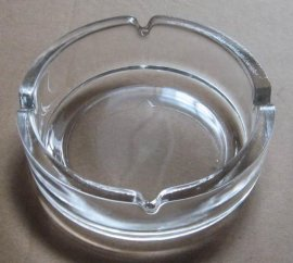 玻璃烟灰缸定制
