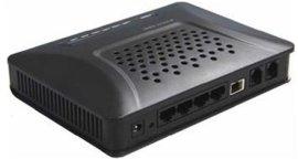 电信光纤到户ONU(4个FE口和2个POTS口)