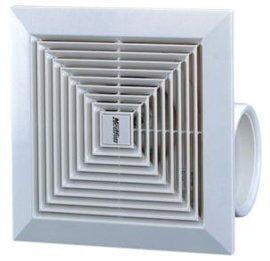 BLD-300低噪聲吸頂式天花板安裝房間通風換氣扇