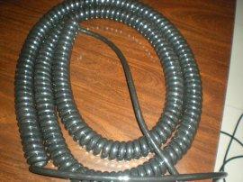 螺旋电缆,弹簧电缆,弹簧线