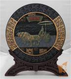 西安炭雕工艺品定做 典雅环保礼品 炭雕摆件