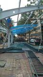 阳光板厂家-东营阳光板雨棚