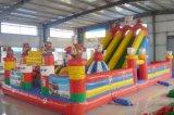厂家直销充气城堡大型陆地蹦蹦床儿童滑梯充气玩具批发