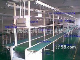 工业皮带输送线 电子流水线 河南流水线厂家