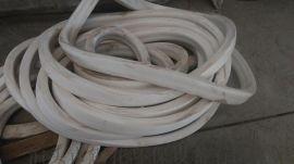 硅胶发泡密封胶条厂家生产供应,除尘器密封胶条价格