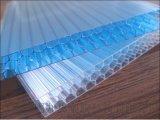 PC阳光板耐力板 雨棚车棚 4/6/8/10毫米透明多色可裁切