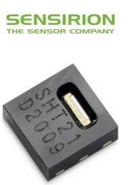SHT21数字温湿度传感器