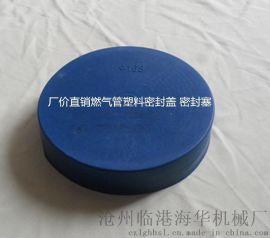 PE燃气管管口盖子 DN90塑料盖子
