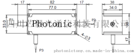 芯毅光供应1030nm高功率光纤隔离器(保偏光纤)