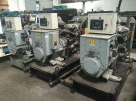 进口原装柴油发电机50KW英国帕金斯低价处理