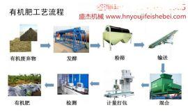 小型有机肥生产设备价格 有机肥发酵设备多少钱