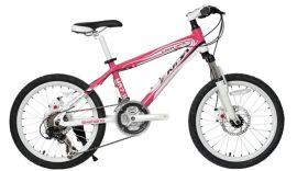 恩达MA7.1D小山地自行车儿童单车全铝合金车架20寸禧玛诺变速碟刹