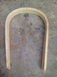厂家定制弯曲木,弯曲木配件,曲木胶合板。