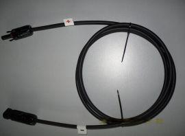 太阳能光伏组件延长线/太阳能光伏电缆(2M)