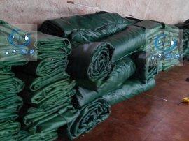 防雨篷布厂家批发零售 pvc苫布涂塑布 货车篷布 三防苫布 防火苫布
