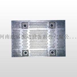 河南威猛-冷筛铸造筛板, 筛板