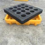 供應滲漏托盤 兩桶盛漏托盤出售 ,生產銷售塑膠防漏托盤