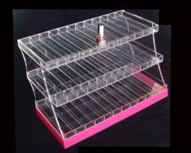 透明亚克力展示架 珠宝展示架 展示盒 有机玻璃展示盒 资料展示