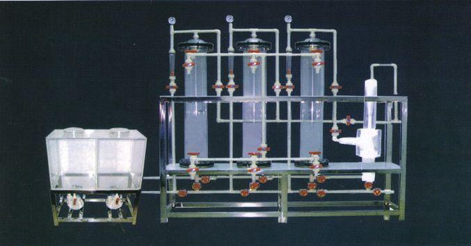 混合樹脂分離再生設備 (THYJ-5001-2)