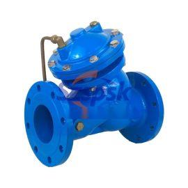 球墨铸铁JD745X多功能水泵控制阀DN80 100 150 200 250双高冠龙