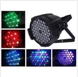 led 帕灯54颗3w 大功率LED铸铝帕灯 LED手拉手帕灯 酒吧KTV舞台灯