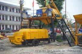 永骏HBT80-16-162RS柴油混凝土输送泵,**厂家,质量保证
