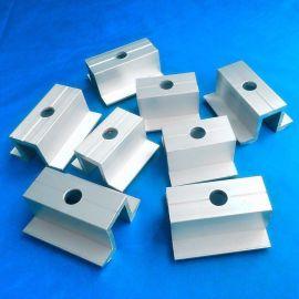6063太阳能光伏支架压块 工业铝型材厂家直销