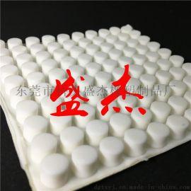 白色橡胶垫 白色橡胶脚垫 白色橡胶防滑垫生产厂家