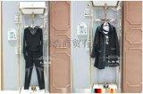 女装折扣欧E2017年新款剪标专柜正品货源清仓