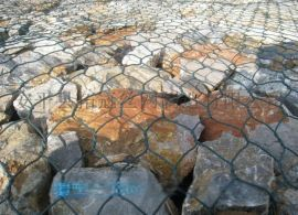 湖北格宾网箱厂家,护坡格宾网/护坡雷诺护垫/护岸石笼网用途