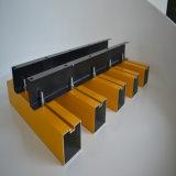 型材铝方通   造型四方管  隔断铝方管