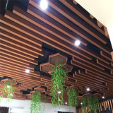 环保木纹铝方通 无有毒害产品 地铁站大型商场专用