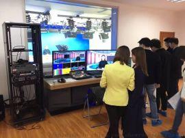 供应校园电视台系统方案制作搭建 虚拟抠像校园电视台